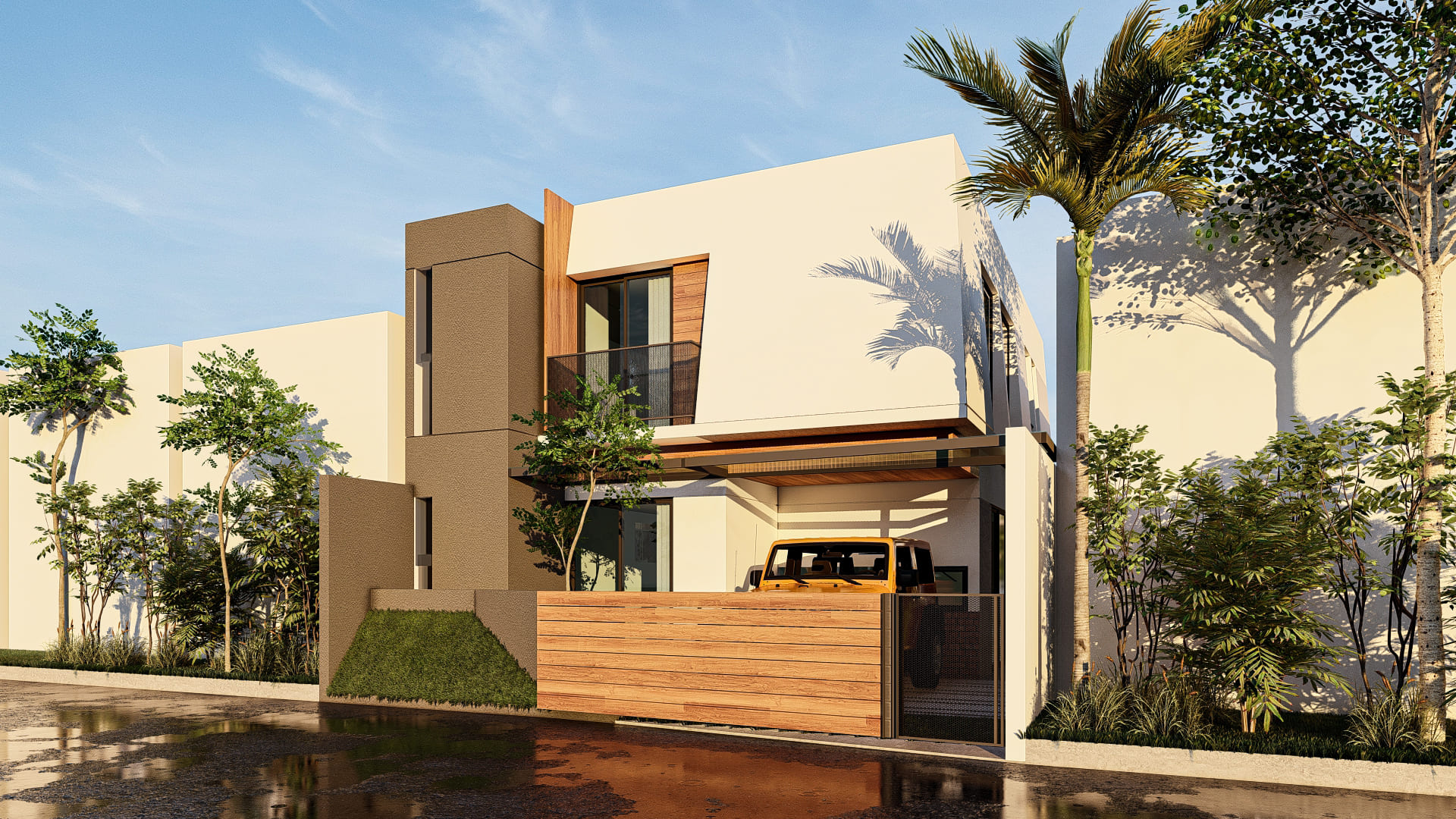 Rumah Tinggal Tangerang