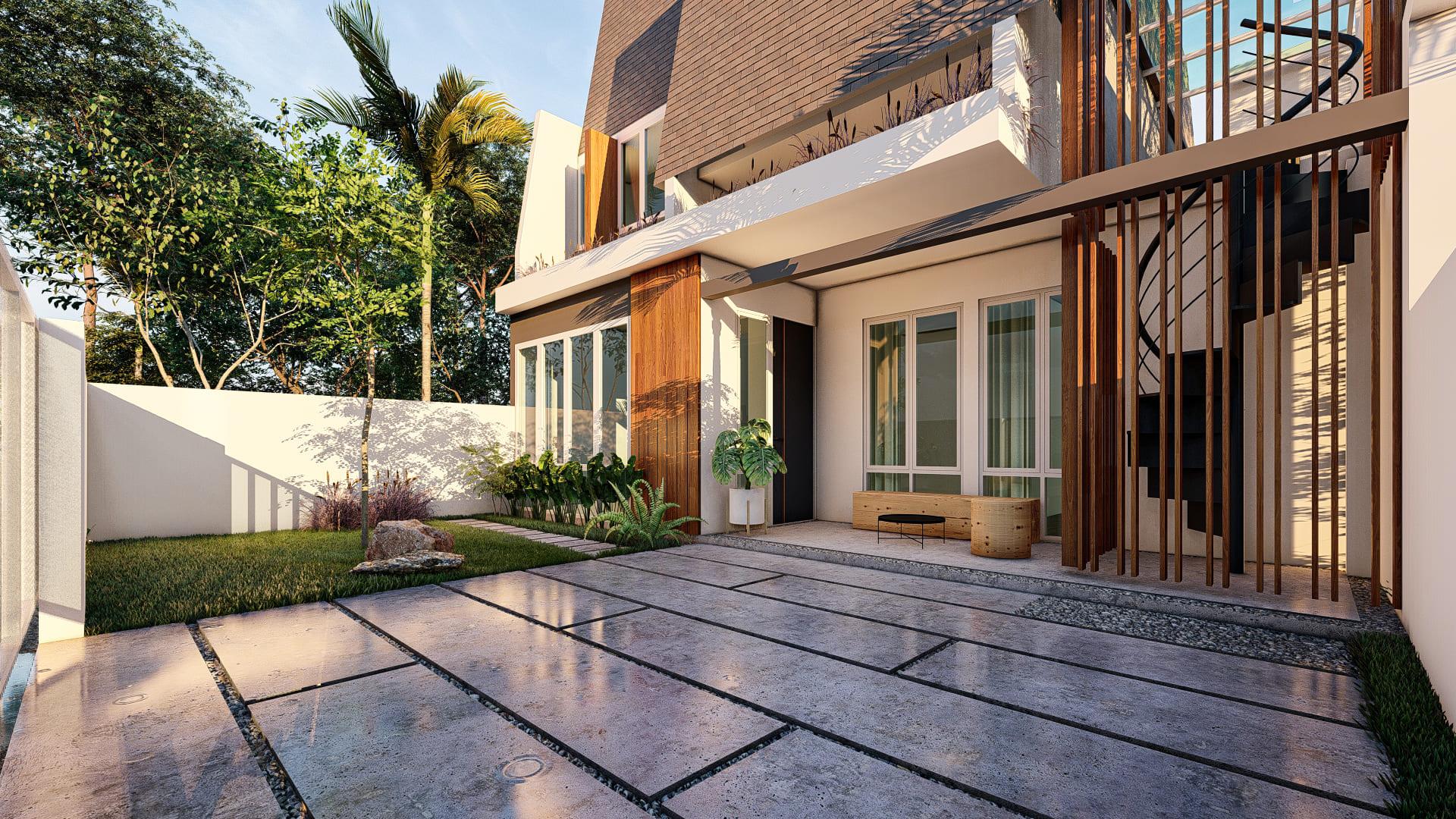 Rumah Tinggal Jakarta